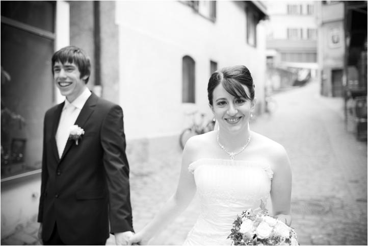 Hochzeit in Tübingen, Waldenbuch und Reutlingen