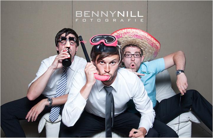 PhotoBooth Benny Nill